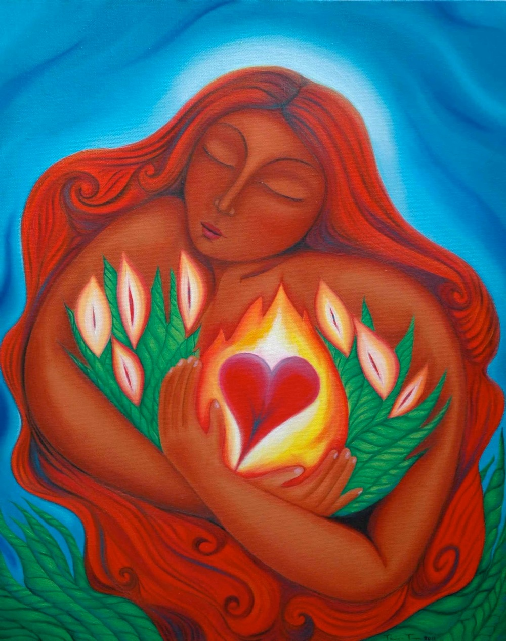 maria-magdalena-del-corazon-ardiente-mary-magdalene-of-the-burning-heart-tanya-torres-2012-web